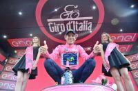 Andrey Amador nouveau maillot rose