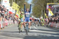 Enrico Gasparotto remporte sa 2ème Amstel Gold Race