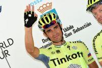 Alberto Contador de retour