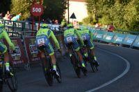 Alberto Contador perd de précieuses secondes