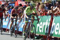 Alberto Contador cède à nouveau du terrain