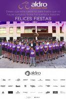 Les vœux d'Aldro Cycling Team