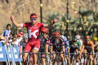 Cinquième victoire de l'année pour Alexander Kristoff