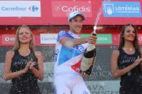 Alexandre Geniez à nouveau vainqueur sur la Vuelta