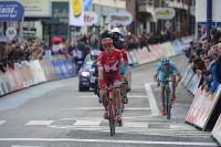 Alexander Kristoff retrouve la victoire à Zottegem