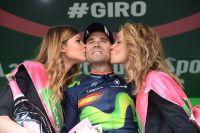 La victoire d'étape pour Alejandro Valverde