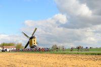 Le peloton de l'Amstel Gold Race