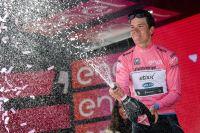 Bob Jungels maillot rose du Tour d'Italie 57 ans après Charly Gaul