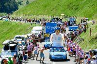 La caravane Krys sur le Tour de France