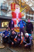 Le CC Etupes en stage de cohésion au Ballon d'Alsace