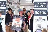 Le départ du Critérium du Dauphiné va être donné
