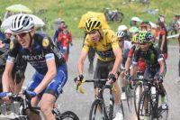Chris Froome plein de maîtrise dans la montée finale