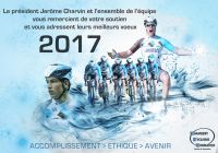 Les vœux du Chambéry Cyclisme Formation