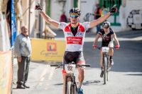Première victoire en VTT de Mathieu Van Der Poel