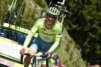 Alberto Contador écrase le chrono des Gets