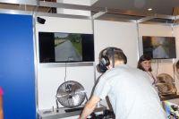 De la réalité virtuelle sur home-trainer !