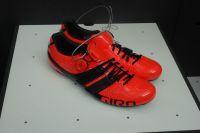 Des chaussures Giro à scratchs, lacets et enrouleur !