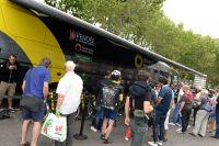 Le bus Direct Energie