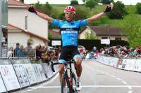 Daniel Schorn s'impose au Rhône-Alpes Isère Tour