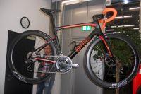 Les vélos BMC et les nouvelles roues DT Swiss ERC 1100 Dicut