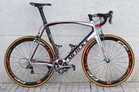 Le Eddy Merckx EMX-525 de Topsport Vlaanderen-Baloise