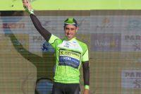 Eduardo Sepulveda, nouveau leader du Tour de San Luis