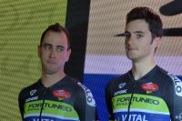 Eduardo Sepulveda et Franck Bonnamour