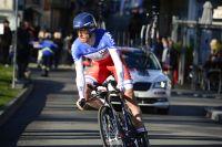 Meilleur temps du chrono d'Alès, Jérôme Coppel remporte l'Etoile de Bessèges