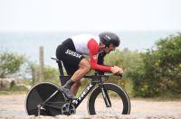 Fabian Cancellara sur le contre-la-montre de Rio
