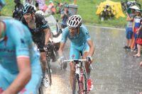 Fabio Aru cède une minute en Andorre