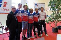 Les champions de France de la Défense