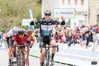 Frantisek Sisr gagne à Landévant