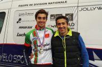 Frédéric Moncassin rejoint le GSC Blagnac-Vélo Sport 31