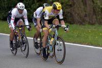 Sep Vanmarcke relaie la bonne échappée sur Gand-Wevelgem