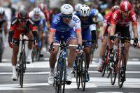 Arnaud Démare règle le sprint pour la 5ème place à Gand-Wevelgem