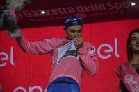 Gianluca Brambilla nouveau maillot rose