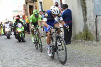 Gianluca Brambilla et Moreno Moser passent à l'offensive