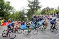 Les choses sérieuses commencent pour le peloton du Giro