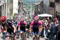 Les charmes du Tour d'Italie