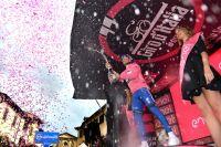 Gianluca Brambilla passera la journée de repos en rose