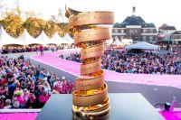 Le trophée du Giro 2016