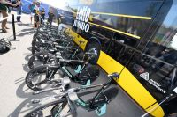 Les LottoNL-Jumbo parés pour le chrono