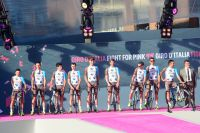L'équipe Ag2r La Mondiale