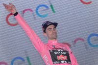 Tom Dumoulin en rose