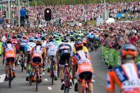 Succès populaire pour le Tour d'Italie