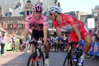 Marcel Kittel convoite le maillot rose de Tom Dumoulin