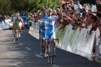German-Nicolas Tivani s'impose au Tour de San Luis