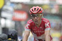 Joaquim Rodriguez remonte à la 7ème place du classement général