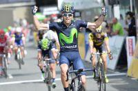Jesus Herrada jaillit au bon moment sur la 2ème étape du Dauphiné