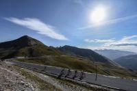 La deuxième étape de la Haute Route des Alpes sous le soleil